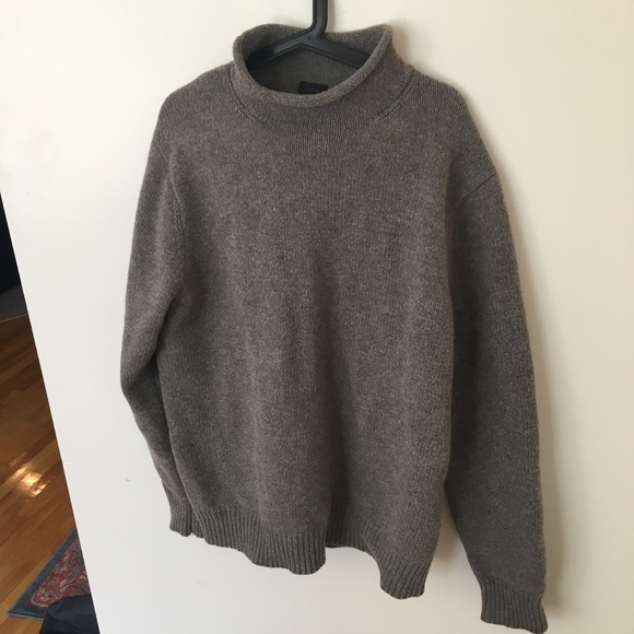 e8ecd98094e J. Crew Other - Lambswool mock neck sweater from J Crew